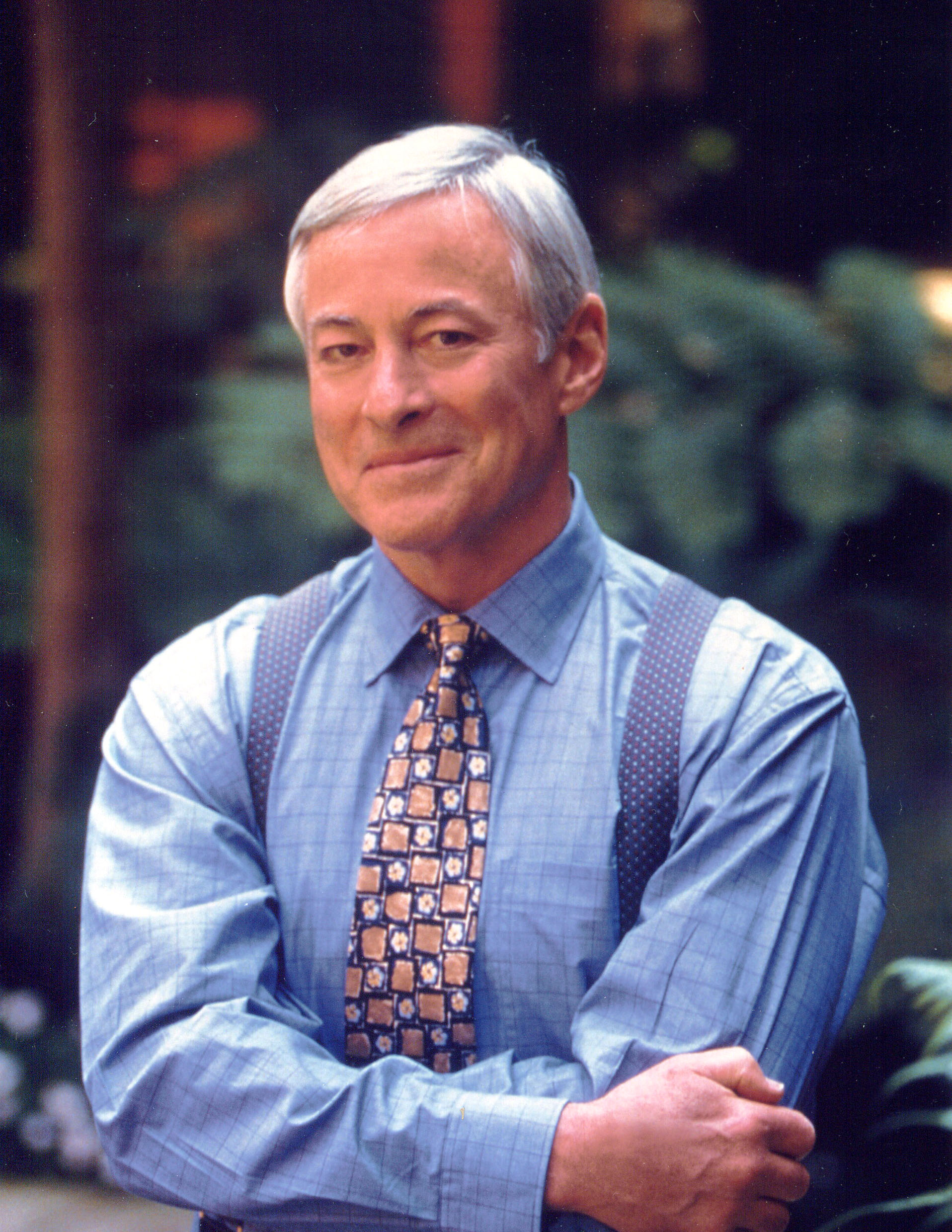 Brian Tracy sales, management and personal success guru.