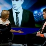 "Charlie Webster explains her decision on BBC's ""Newsnight"""