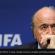 Blatter the battler