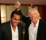 The master - Sir Richard drowns our client Vishal Misal
