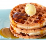 Hold the waffle